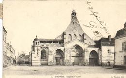 """1 Cpa Provins """"pionnière 1902"""" - Provins"""