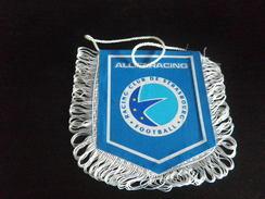 Fanion Football - RCS STRASBOURG - Habillement, Souvenirs & Autres