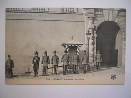 Monaco : La Garde Du Prince - Non Classés