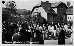 Zuckmantel. Konrad Henlein - Czech Republic