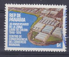 Panama 1978 Mi. 1319     6 C. Freihandelzone Colón - Panama