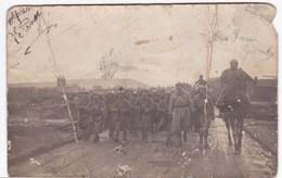 Militaria Guerre 1914-18 (carte Circulé 1917) - Guerre 1914-18
