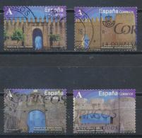 °°° SPAGNA SPAIN - YT N°4636/39 MI N°4931/34 - 2015 °°° - 2011-... Usati