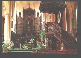 Heusden - Binnenzicht Kerk Heilig Kruis - Nieuwstaat - Destelbergen