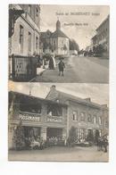 Moresnet Restaurant Braun Leuchier Kapelle Maria Hilf Carte Postale Ancienne - Plombières