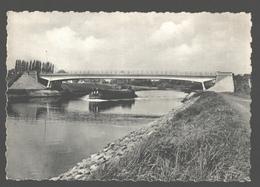 Melle - Brug - Fotokaart - Nieuwstaat - Foto Rouckhout-Pauwels Gent - Binnenschip / Péniche - Melle