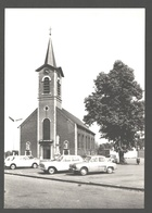 Melle - St. Martinuskerk - Fotokaart - Nieuwstaat - Vintage Cars - Melle