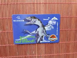 S 178 Jurassic Park 710B Used - Belgium