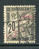 France   SC# J18(o)      Vf  Used      Cv$ 140 - Postage Due