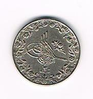 -&   EGYPTE  1/10 QIRSH  1904 ( 1293 ) 30 - Egypte
