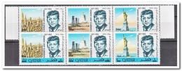 Qatar 1966, Postfris MNH, John F. Kennedy ( With Overprint ) - Qatar