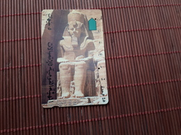 Phonecard Egypte  Used Rare - Egypt