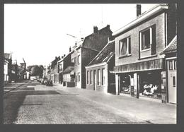 Destelbergen - Dorp - Dendermondsesteenweg - Fotokaart - Nieuwstaat - Vintage Cars / Winkel - Destelbergen