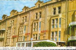 United Kingdom/England - Postcard Unused - Somerset Legion House, Weston Super Mare - Weston-Super-Mare