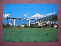 CPA CPSM PHOTO 05 SAVINES Construction Du Pont En 1960 ? RARE PLAN Canton CHORGES - Andere Gemeenten