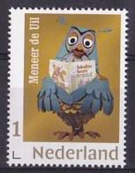 Nederland - 23 Juli 2018 - De Fabeltjeskrant - Meneer De Uil - Uil/owl/Eule/hibou - MNH - Stripsverhalen