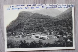 PONT DE CLANS (06) - QUARTIER DE LA GARE - France