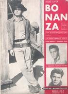 BONANZA - TIENER TV NR. 1 - + ELVIS + PAUL ANKA - NEDERLANDS - Tijdschriften