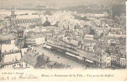 Mons - Panorama De La Ville - Vue Prise Du Beffroi - Mons