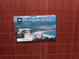 Phonecard Bulgaria Sunny Beach Used Rare - Bulgaria