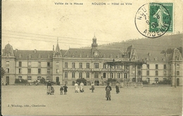 08 Ardennes  NOUZON  Hotel De Ville Animée - France
