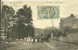 08 Ardennes  NOUZON Rue KLEBER Trés Animée - France