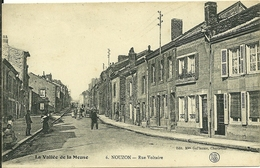 08 Ardennes  NOUZON Rue VOLTAIRE  Trés Animée - France