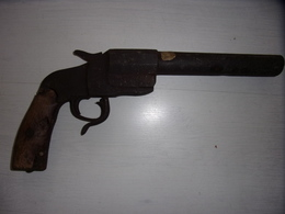 PISTOLET LANCE FUSE WWI HEBEL ALLEMAND  MODELE 1895 - Armas De Colección