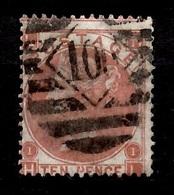 Grande-Bretagne YT N° 36 Oblitéré. B/TB. A Saisir! - 1840-1901 (Victoria)