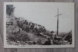 BAIROLS (06) - VALLEE DE LA TINEE - UN COIN DU VILLAGE - Autres Communes