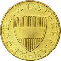 Monnaie, Autriche, 50 Groschen, 1976, SPL, Aluminum-Bronze, KM:2885 - Autriche