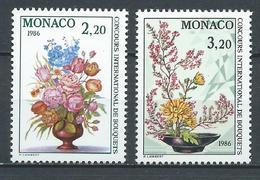MONACO 1985 . N°s 1497 Et 1498 . Neufs ** (MNH) - Monaco