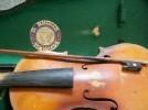 ANTAL BRAUN VIOLIN@BOXE-ORIGINAL - Musical Instruments