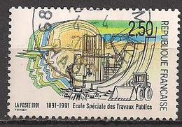 Frankreich  (1991)  Mi.Nr.  2861  Gest. / Used  (15bc17) - Frankreich