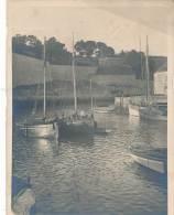 AC -  B3362 (Photo GF-format 180x238mm) -Port Du Palais (voir 2 Scans , Localisation, état ...) - Places