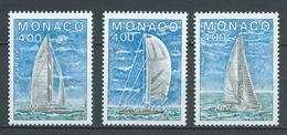MONACO 1985 . N°s 1488 , 1489 Et 1490 . Neufs ** (MNH) - Monaco