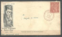 INDIA 1961 FIRST DAY COVER - FDC