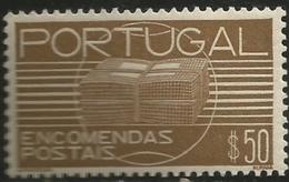 Portugal 1936 Parcel Post - Parcel Post Package PP2 MNH - Post
