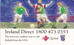 Used  CARD - Ireland