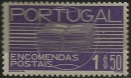 Portugal 1936 Parcel Post - Parcel Post Package PP2 MNH - Posta