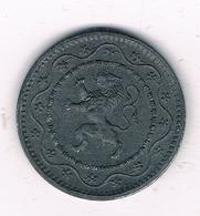 10 CENTIMES 1915  BELGIE /4577G/ - 1909-1934: Albert I