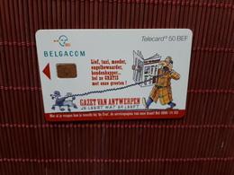 Phonecard Belgium GVA Rare - Belgium