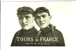 CYCLISME Suisse Freres Martinet De Geneve - Participation Au Tour De France En 1924, 25, 26, 27, 28, 29, 30 - Cycling
