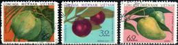 """Republic Of South Vietnam 1976 """"Fruits"""" 3v Quality:100% - Vietnam"""