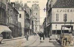 DIJON  -  21  -  Rue Monge - Dijon