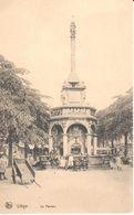 Liège - Le Perron Et La Place Du Marché - Luik