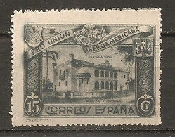 España/Spain-(MH/*) - Edifil  570 - Yvert  461 - 1889-1931 Kingdom: Alphonse XIII