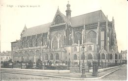 Liège - L'Eglise St. Jacques - Liege
