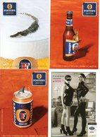Publicité, Cart'Com / LOT De Plus De 1000 CARTES COMMERCIALES PUBLICITAIRES Différentes, Neuves. - Publicité