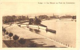 Liège - La Meuse Au Pont De Commerce - Liege